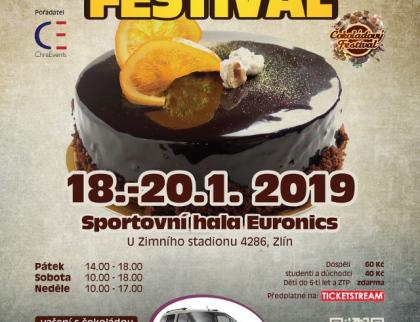 Chris Delattre veze do Zlína další Čokoládový festival
