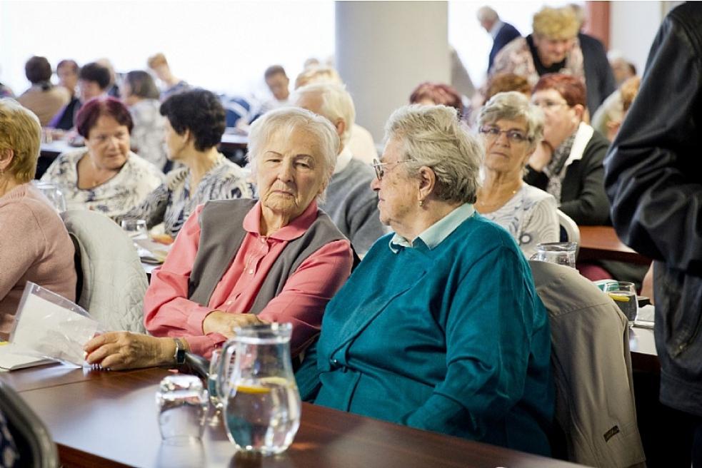 Zlínský kraj zve na Mikulášské setkání pro seniory ve Zlíně
