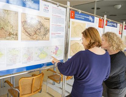 Výstava vsídle kraje ukazuje proměny hranic našich regionů
